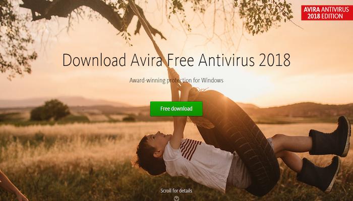 Best Free Antivirus 2018: Avira Free Antivirus Review