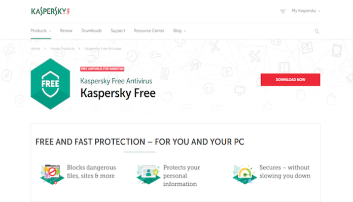 Kaspersky Free Antivirus Review 2018 - TechNadu