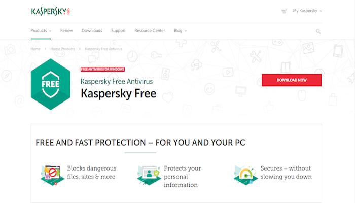 best pc antivirus 2018 free download