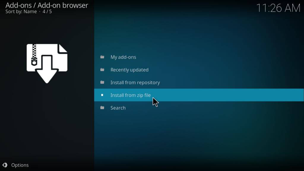 ErosNow Kodi Addon - Zip File