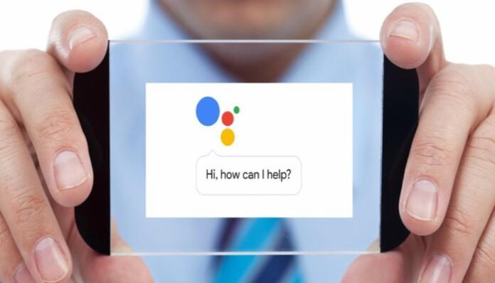 Google Arrives at CES 2018 Assistant