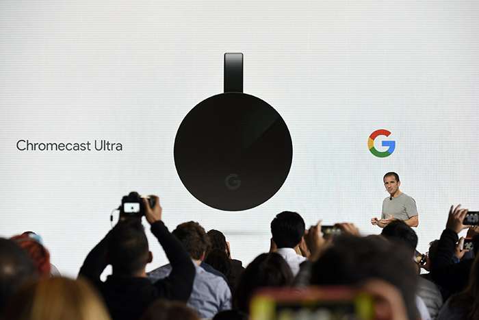 Google Inc. Product Launch Event