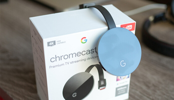 Google Chromecast Ultra Review - Featured