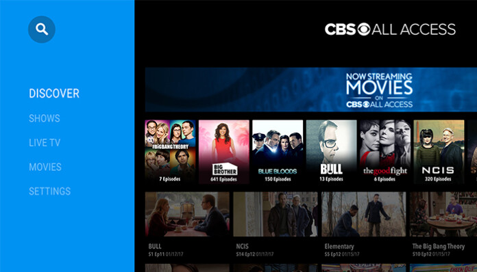 Watch CBS All Access Outside US