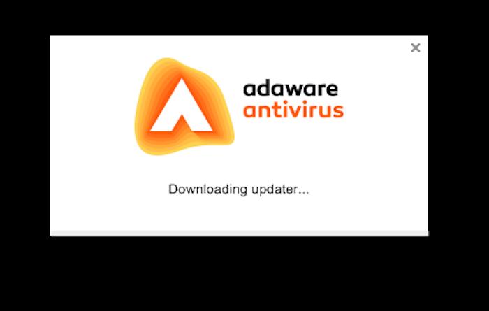 Adaware Antivirus Free installation