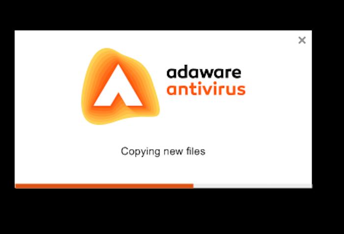Adaware Antivirus Free install