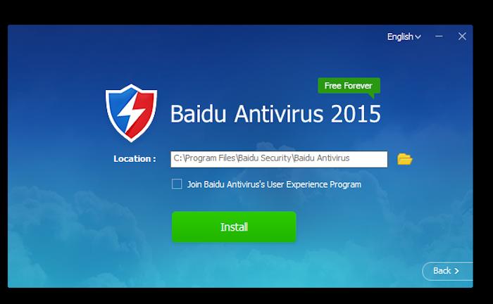 lightweight free antivirus 2015