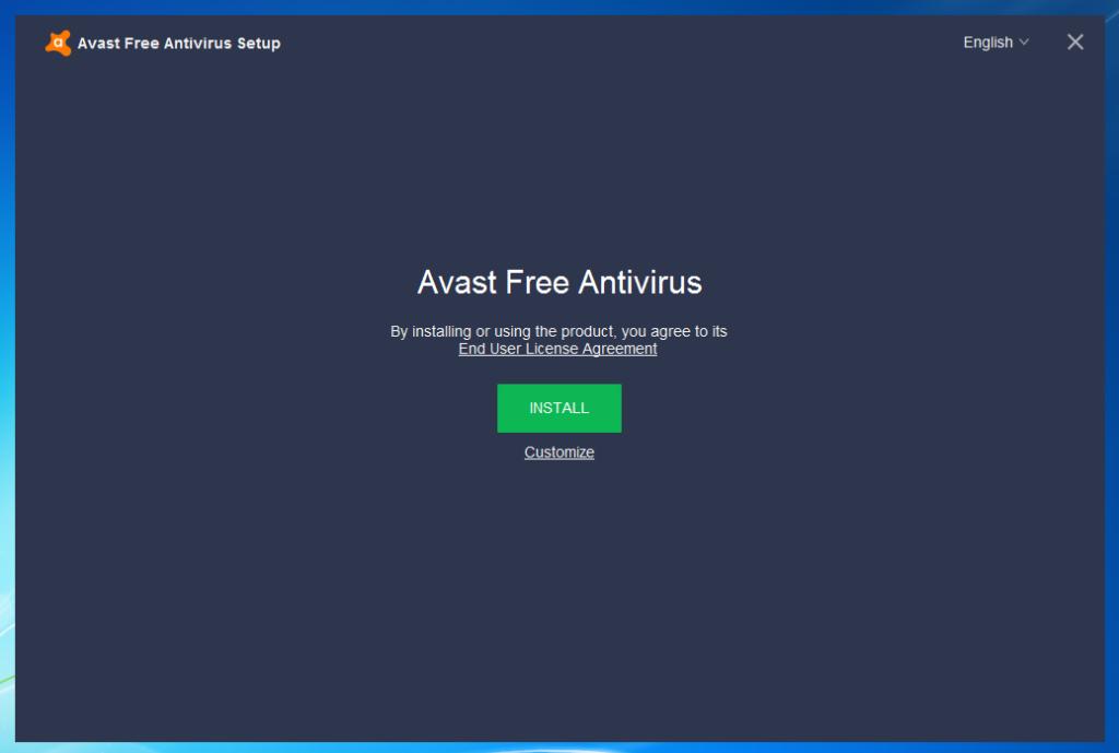 Avast Free Antivirus Installer