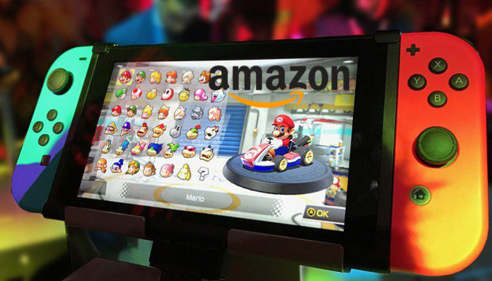 Amazon Cuts Prices for Hot Nintendo Switch Games | TechNadu