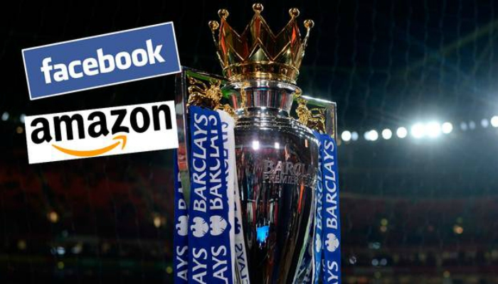 Premier League Streaming Rights Facebook