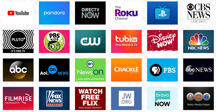 Roku Applications