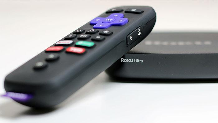 Roku Ultra Remote