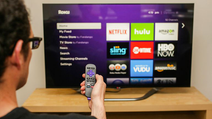 Roku on TV