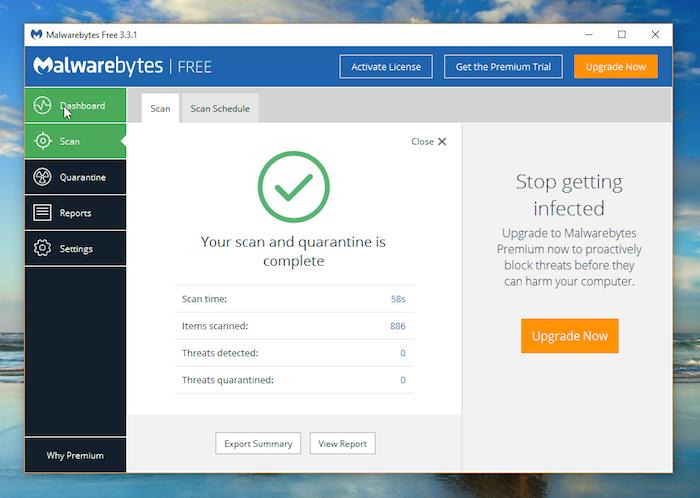 malwarebytes/free