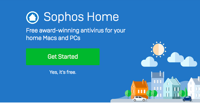 Sophos Supported Devices