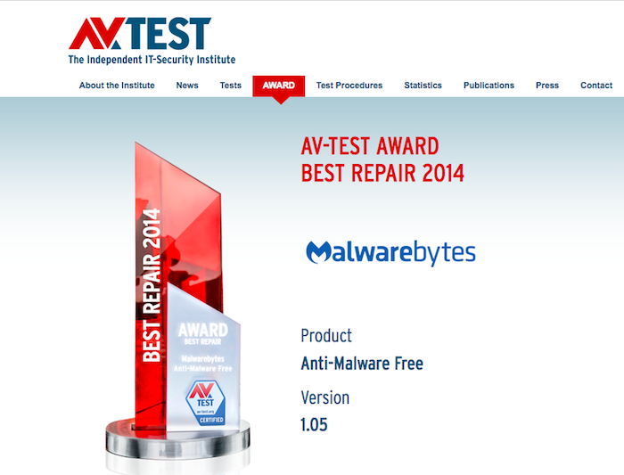 Malwarebytes Free Antivirus