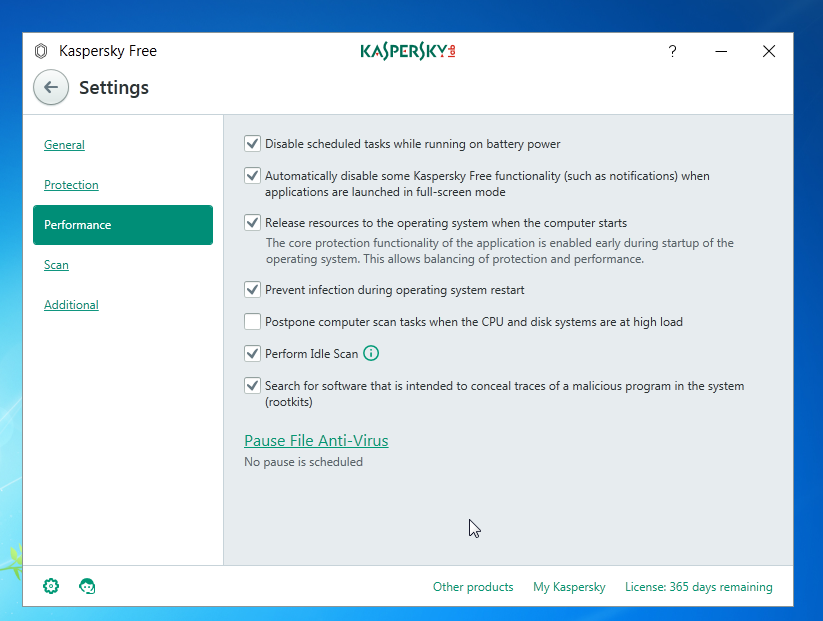 Kaspersky Free Antivirus Review 2018 - TechNadu