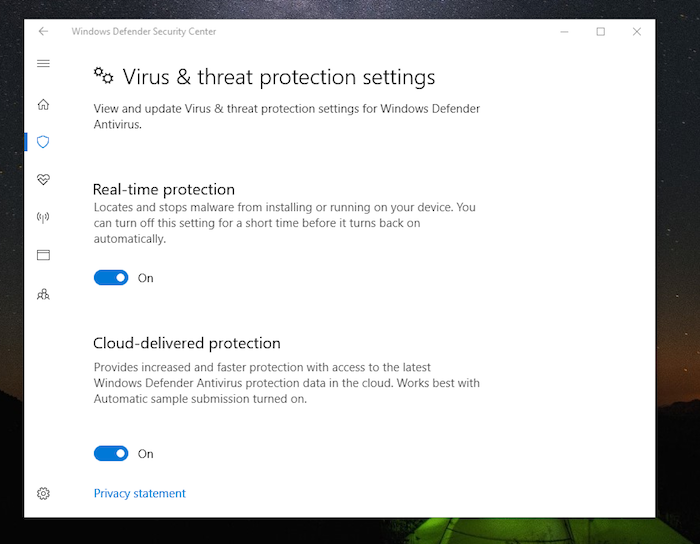 Windows Defender Review 2018: The Built-in Malware Protection