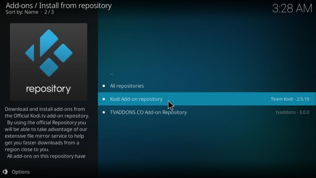 YouTube Kodi Addon - Kodi Addon repository