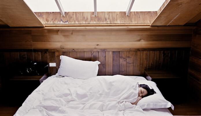 sleep morning