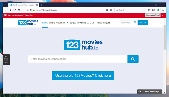 123movies Blocked By Google Inaccessible Via Chrome And Firefox