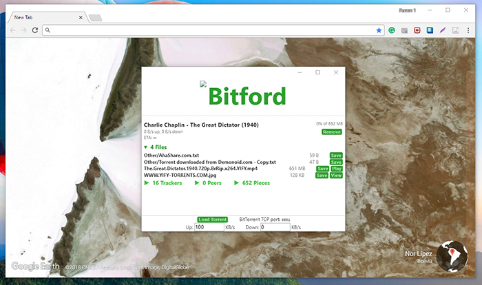 BitFord File Download