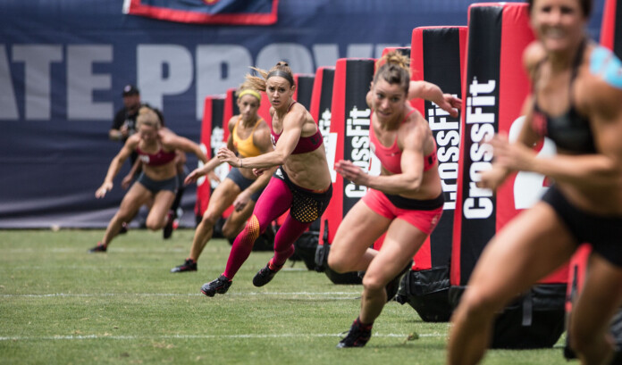 5ae18615 CrossFit Games started back in the year 2007 by Crossfit Inc and Reebok.  The games are a set of Fitness routines and some surprise events like ocean  ...