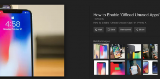 Google removes view image button from search result