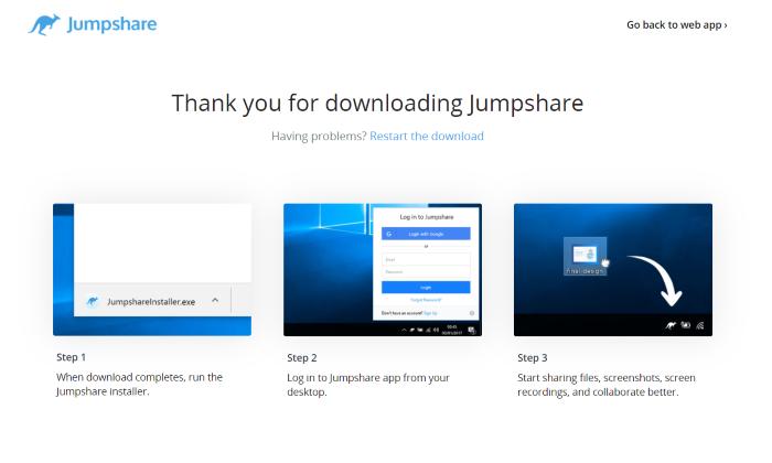 Jumpshare Review: Most Feature-Rich Cloud Storage - TechNadu