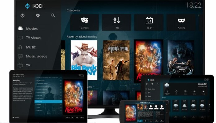 Kodi 18 Comes with Google Assistant Support