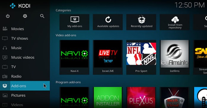 Kodi Addons Collection