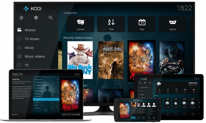 Kodi Supported Devices