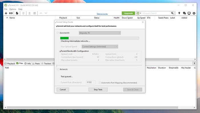 utorrent not working with avast vpn