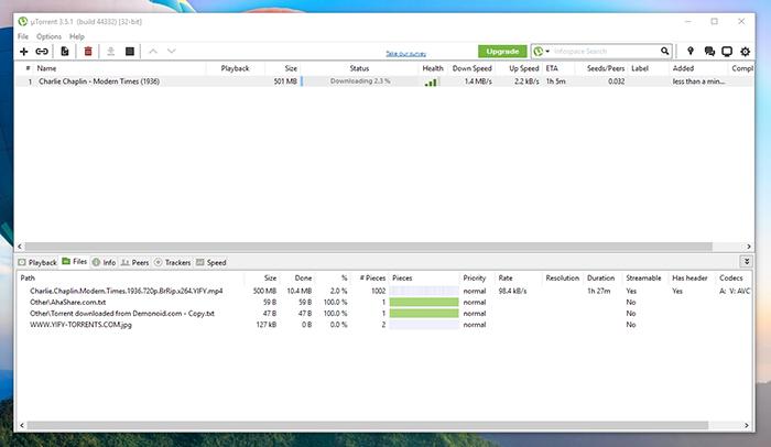 uTorrent Torrent Download