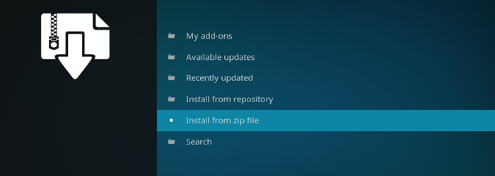 Atom Reborn Kodi Addon - Install ZIP File