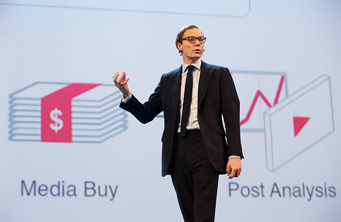 Cambridge Analytica CEO