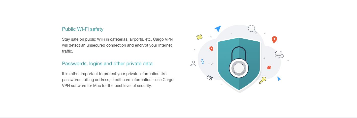 Cargo VPN Security