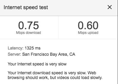 Cargo VPN Speed Test VPN Netflix on 2