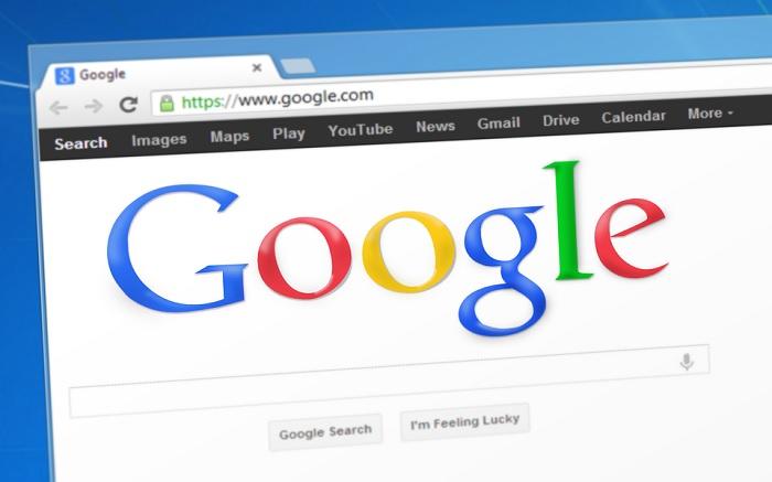 Google Chrome Window