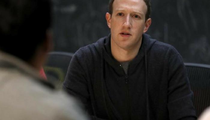 Mark Zuckerberg interview