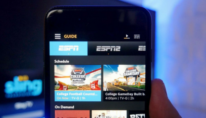 Sling TV now has 60FPS Streaming Support