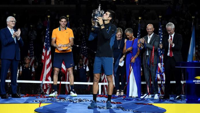 US Open Tennis Final Winner