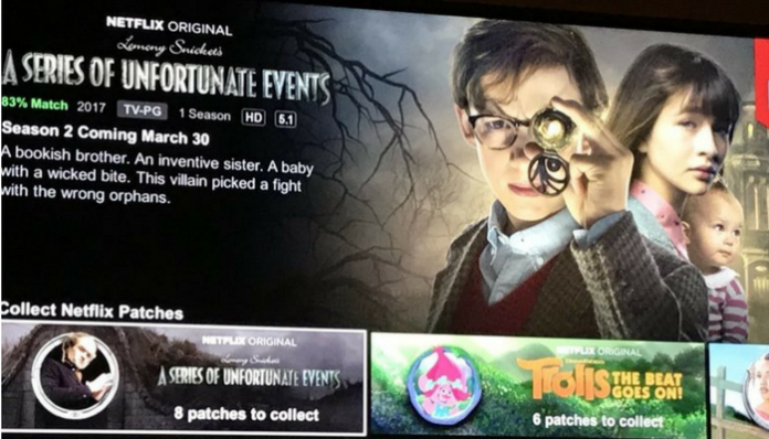 Netflix Testing Reward Feature For Kid's Shows