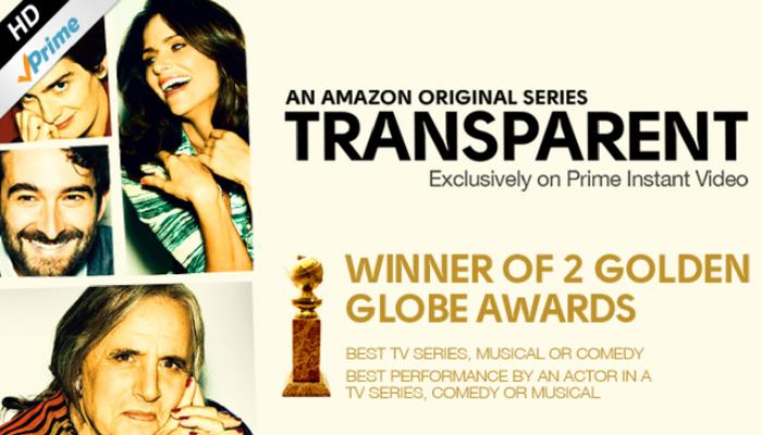 transparent golden globe