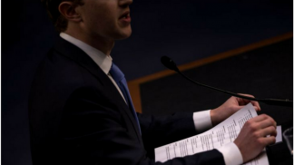 A look Into Zuckerberg's Notes For The US Senate Hearing