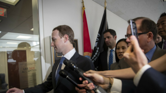 Day 2 Of Zuckerberg's Testification Before Congress