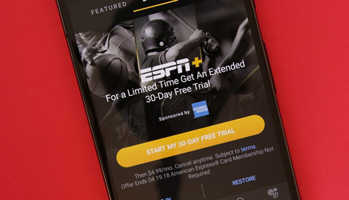ESPN+ Review: Off To A Good Start, Will Leave You Wanting