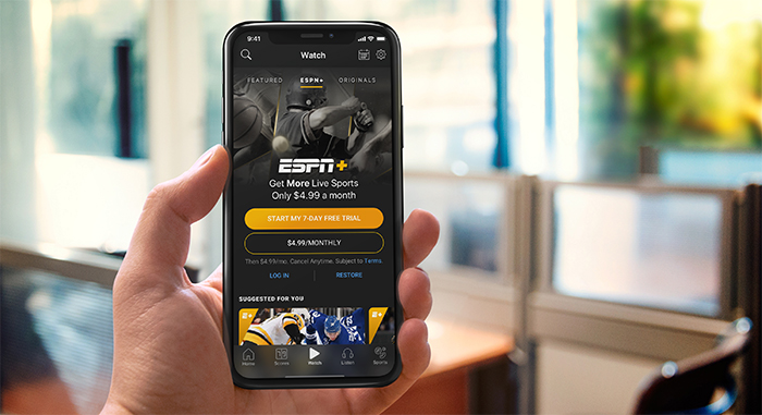 ESPN+ Review - Installation Process