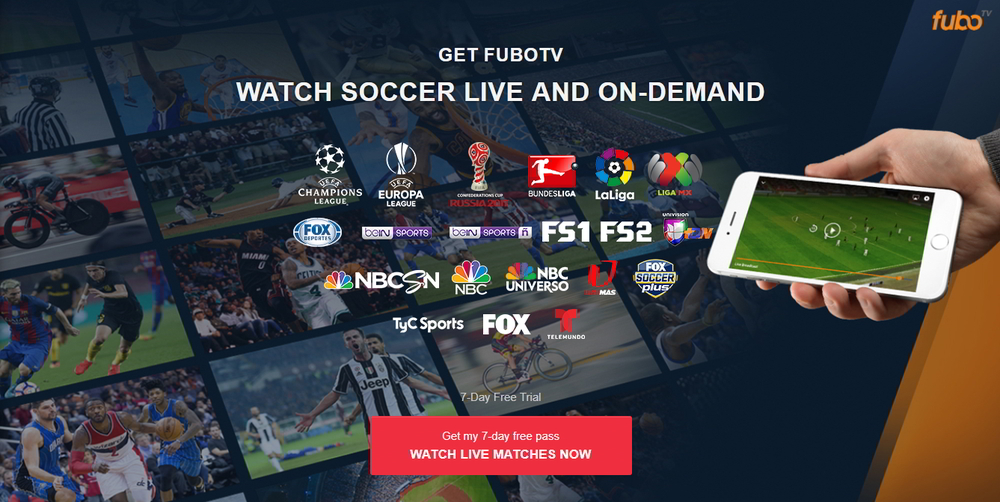How To Watch Soccer Online Without Cable Best Soccer