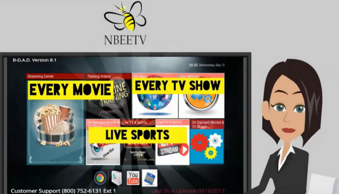 Nbeetv Pirate Tv Box Sellers Shutdown By Local Police